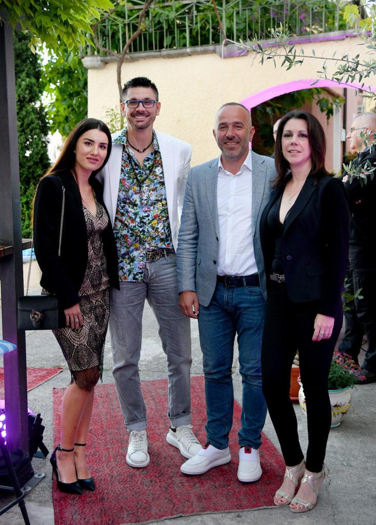 Ostaria Veranda uz klapu Intrade i poznata lica otvorila ljetnu sezonu