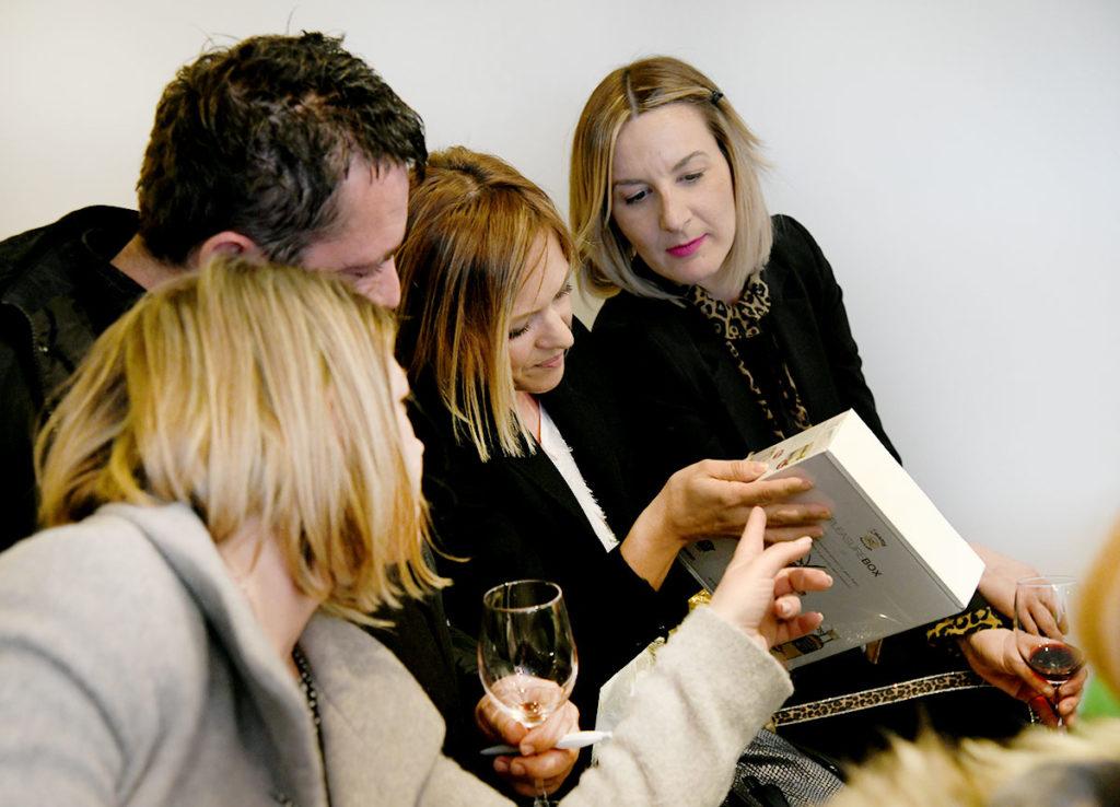Održana Vino & Kino kreativna radionica, užitak za sva osjetila